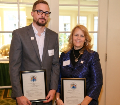 """Stokes Honored by Alliance for Action at Their """"Celebrate TTF"""" Award Event"""