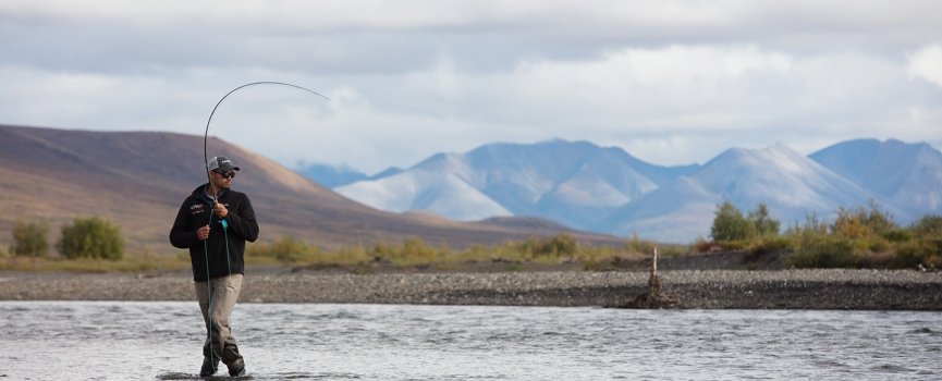 What does fishing in Alaska have to do with business?