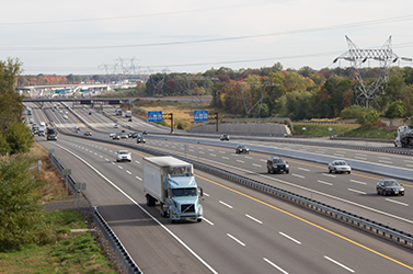 NJ Turnpike Authority's 6 To 9 Widening Program