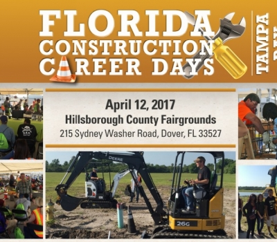 Florida Construction Career Days, April 12, 2017