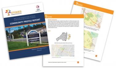 Community Profile Report: Schoolhouse Road Bridge