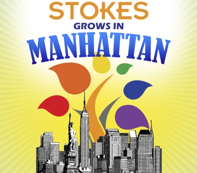 START SPREADIN' THE NEWS: STOKES OPENS IN MIDTOWN MANHATTAN