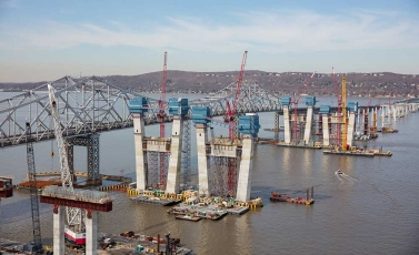 Tappan Zee Hudson River Crossing Project (New NY Bridge)