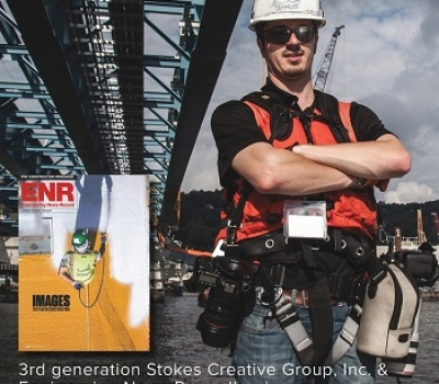 Stokes Spotlight: The Story Behind Zac Stokes' ENR Cover Photo