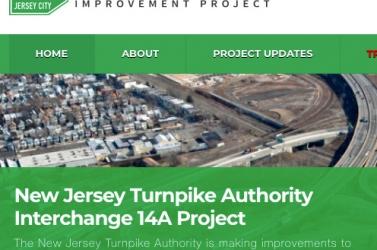 NJTA Interchange 14A Improvement Project