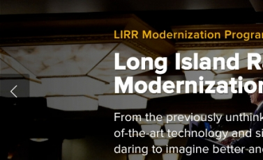 Long Island Rail Road Expansion Project