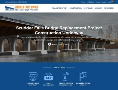 Scudder Falls Bridge Replacement Project