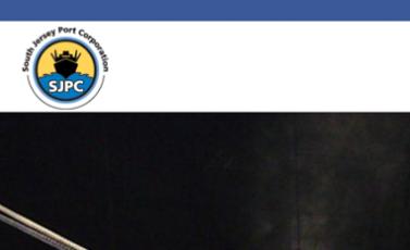 South Jersey Port Corporation Website